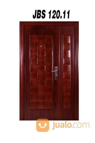 (JBS), Pintu Apartemen Apartment, Pintu Apartemen Putih Minimalis, Pintu Apartemen Putih Polos (14305967) di Kota Tangerang