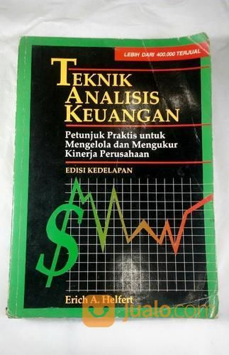 Teknik Analisis Keuangan Tehnik Tenik Buku Bekas
