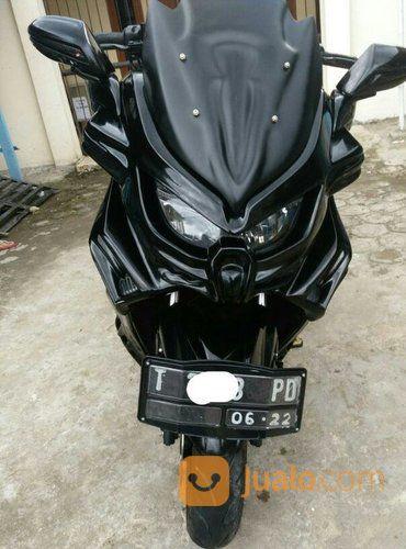 Yamaha Nmax Non Abs Tahun 2017 Low Km Full Modif Jakarta Pusat Jualo