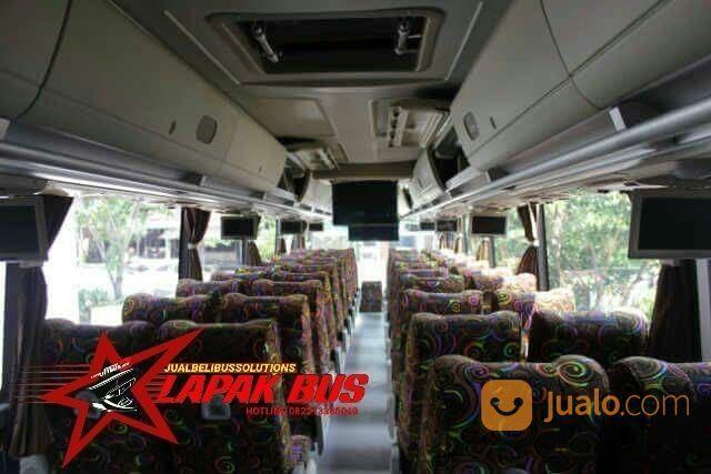 Hino r260 tahun 2013 mobil bus 14326715
