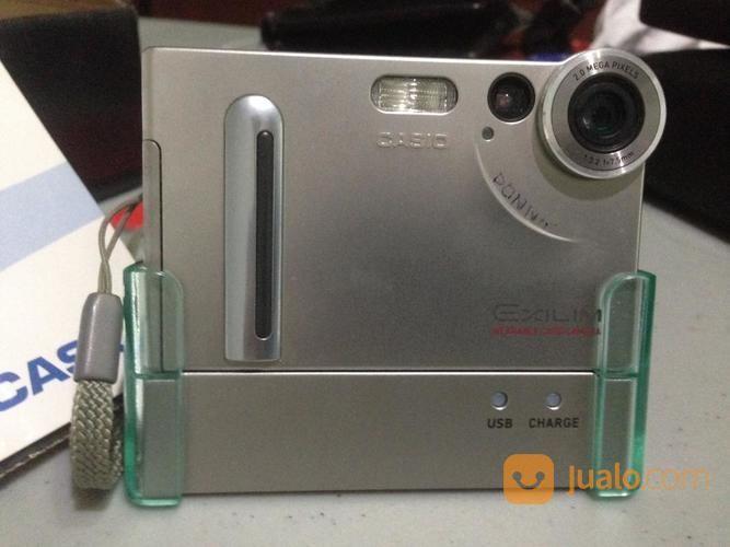 Camera Casio Exilim EX-S2/ EX-M2, 2 Megapixel (14357647) di Kota Jakarta Barat