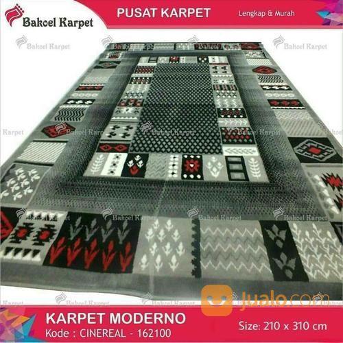 Karpet Moderno Minimalis Ukuran 210 X 310 (14383449) di Kota Surabaya