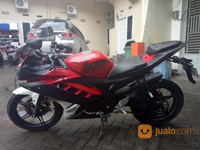 Yamaha R15 Merah (14399473) di Kota Makassar