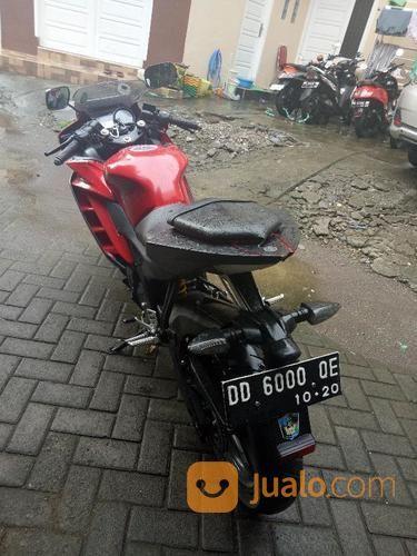 Yamaha R15 Merah (14399481) di Kota Makassar