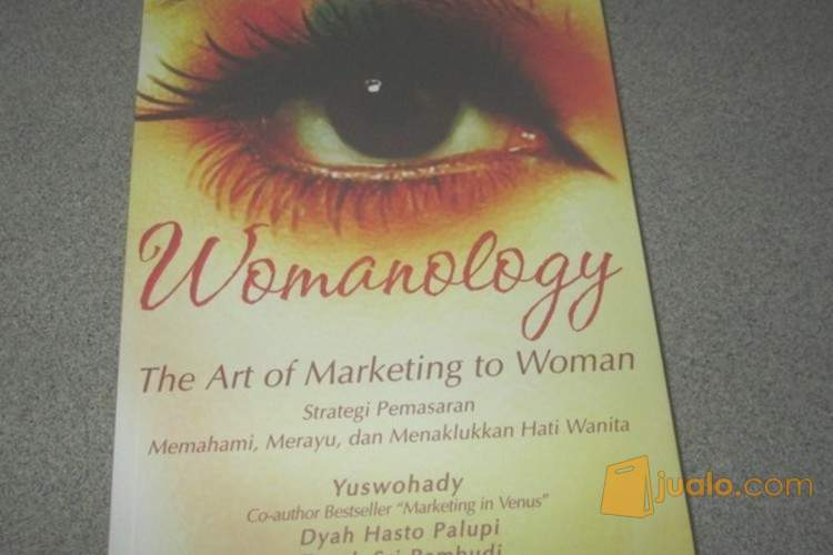 Womanology the art o buku ekonomi bisnis 1440323