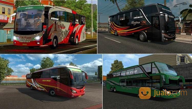 Bus Dan Truk Simulator Indonesia Ets2 Mod Indo Lengkap Bandung Jualo