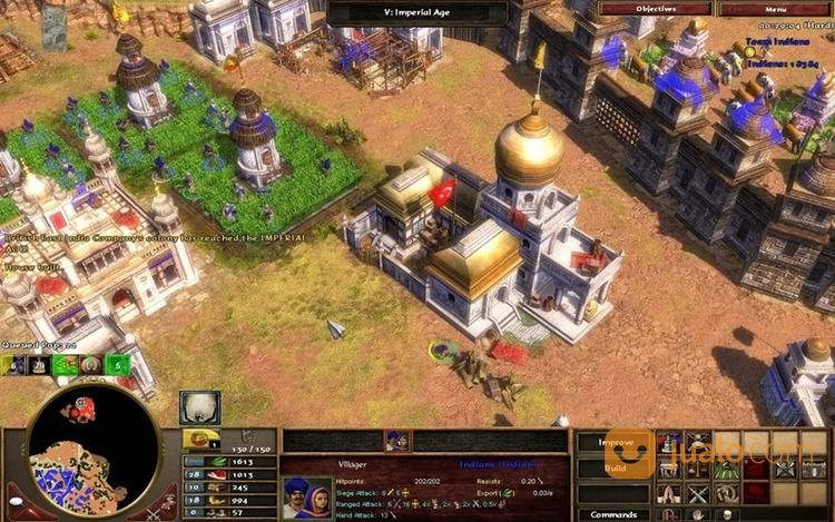Age Of Empire (AOE) & Stronghold Collection Lengkap (14405247) di Kota Bandung