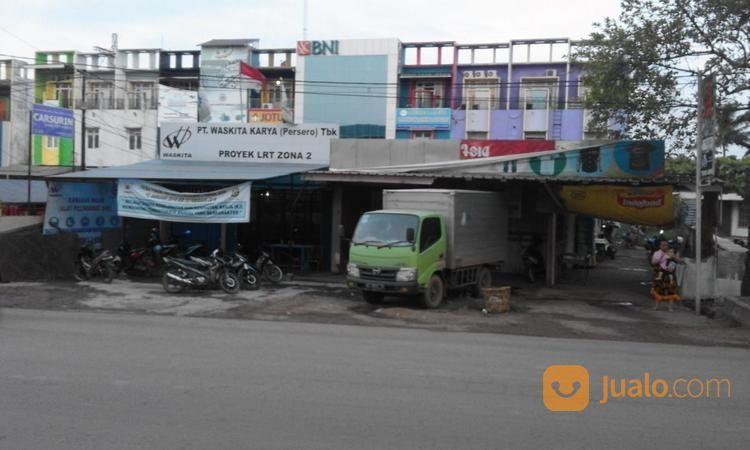 Cpt Dan MURAH Ruko + Rumah Pinggir Jalan (14428881) di Kota Palembang