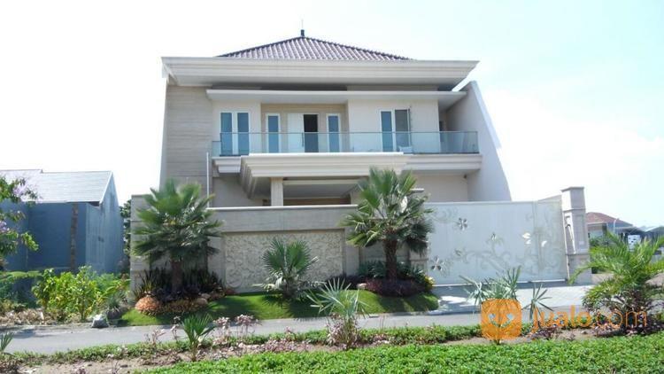 Rumah MEWAH Anggun Dan Cantik (Lantai Marmer Seri) Di Puri Galaxy (14450121) di Kota Surabaya