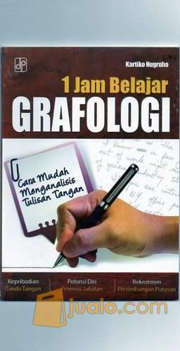 Buku 1 Jam Belajar GRAFOLOGI