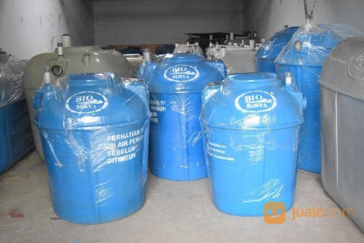 Septic tank biosurya bahan bangunan 14471431