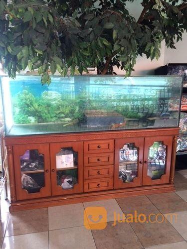 Aquarium Ukuran Besar Siap Pakai Jakarta Barat Jualo