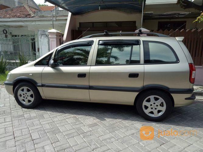 Chevrolet Zafira 2003 Mulus Tangan Pertama Surabaya Jualo
