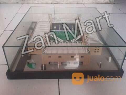 Miniatur Replika Stadion Luigi Ferraris Genoa Sampdoria Mini Size (14500705) di Kab. Cirebon