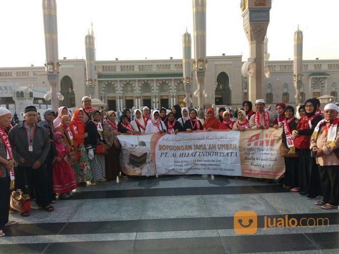 PAKET UMROH&HAJI ? Daftar Saja Ke AL Hijaz Indo Wisata (14501021) di Kota Jakarta Timur
