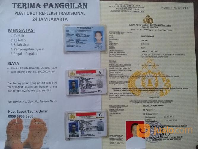 Pijat Panggilan 24 Jam Jakarta (14513569) di Kota Jakarta Barat