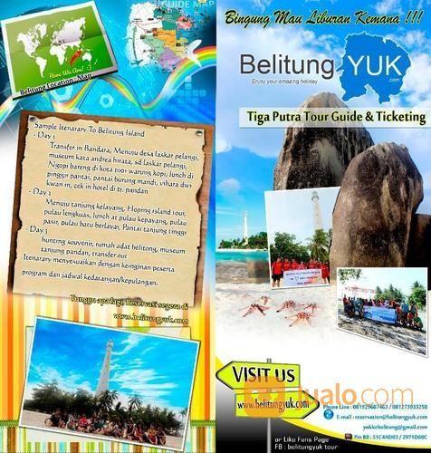 Semi Backpacker Trip To Belitung (14527127) di Kab. Belitung