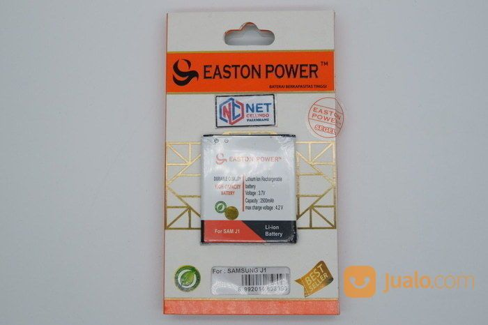 BATTERY / BATERAI / BATRE / BATRAI SAMSUNG J1 / J100 EASTON POWER (14535769) di Kota Palembang