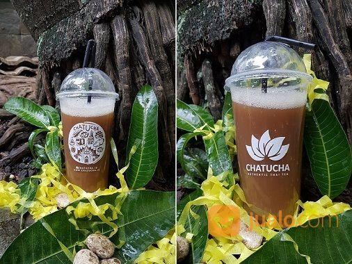 Sablon Cup 22 Oz ( Cup Thai Tea ) (14540617) di Kota Malang
