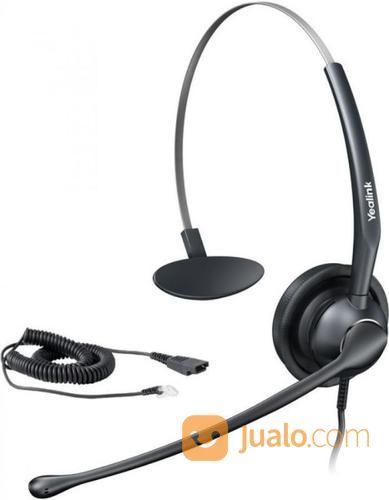 Yealink YHS33 Professional Call Center Headset (14553443) di Kota Tangerang
