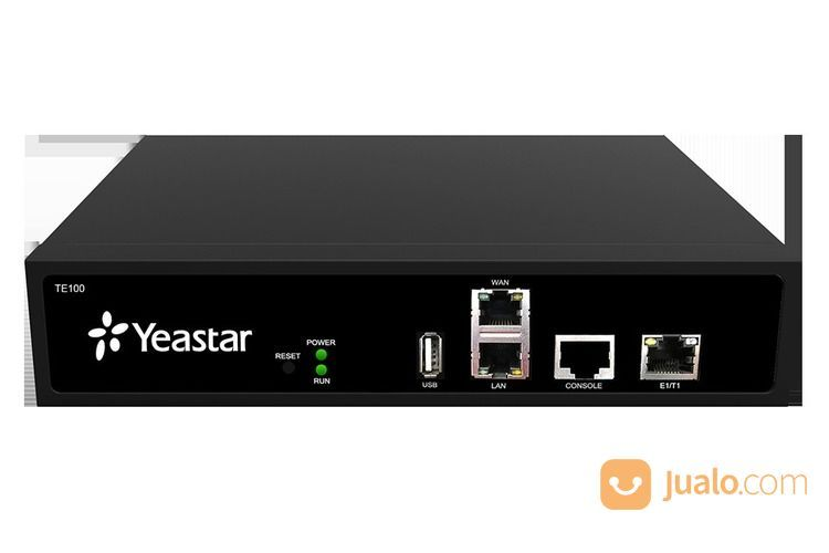 Yeastar TE100 1 VoIP PRI Gateway(VoIP-E1/T1/J1) (14559495) di Kota Tangerang