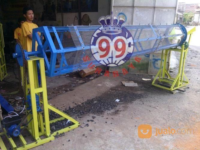 Mesin Pengayak Kompos (14583147) di Kota Surabaya