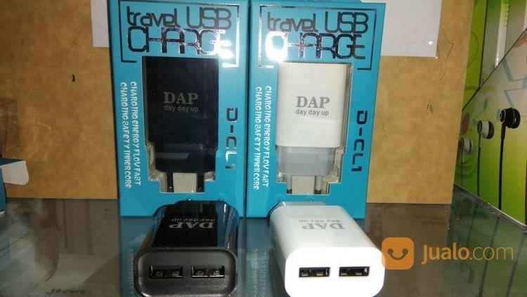 BATOK CHARGER 2 USB DAP 2.4A DCL1 (14600795) di Kab. Pasuruan