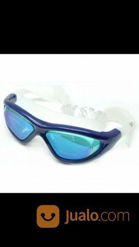 Kacamata Renang Ruihe Anti Kabut RH9110 Blue (14621505) di Kota Bekasi