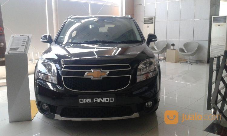 Mobil Chevrolet Orlando 1.8l Lt At (14627787) di Kota Jakarta Selatan