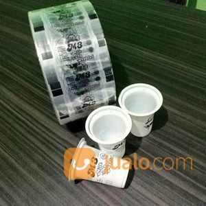 Sablon Plastik Lid Sealer Dan Cup 170 Ml (14629529) di Kota Malang