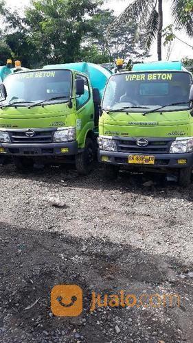 Sewa Truck Mixer Hino Dutro 300 130hd Thn 2017 Jakarta Timur Jualo