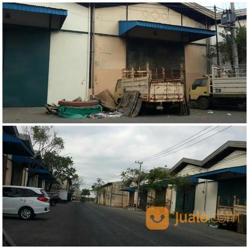 Gudang Industri Murah Letak Strategis (14687435) di Kota Surabaya