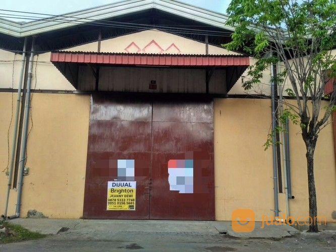 Gudang Industri Murah Letak Strategis (14687595) di Kota Surabaya
