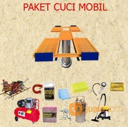 Paket Alat Cuci Mobil Hidrolik Kab Malang Jualo