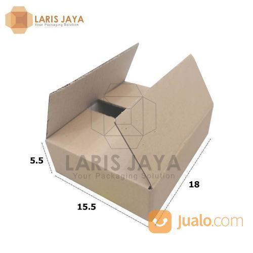 Kardus Packing 18 X 15,5 X 5,5 Cm (14708975) di Kota Semarang