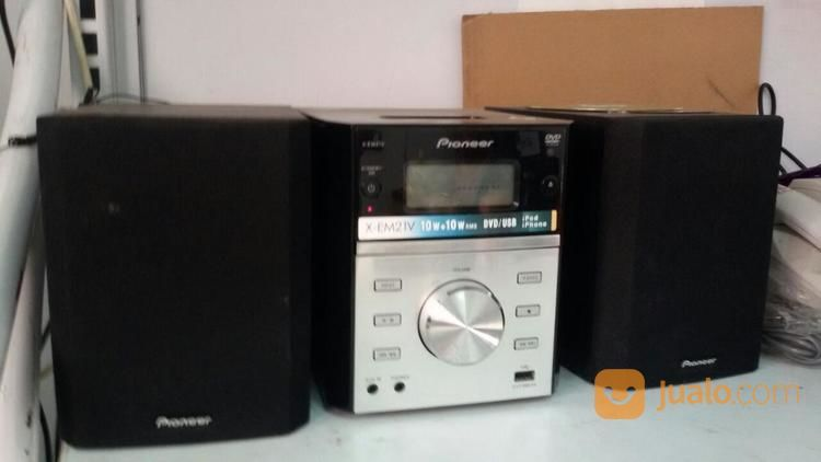Pioneer dvd receiver audio audio player rec 14721861