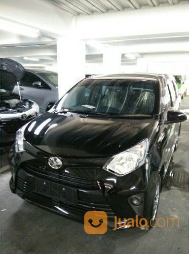 Toyota Calya E MT Std Black (14722123) di Kab. Sleman