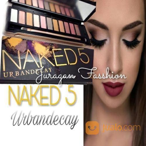 Naked 5 Eyeshadow Urbandecay (14737805) di Kota Surabaya