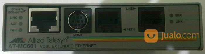 Converter VDSL Ke LAN-Allied Telesyn Model AT-MC601 (14744379) di Kota Depok