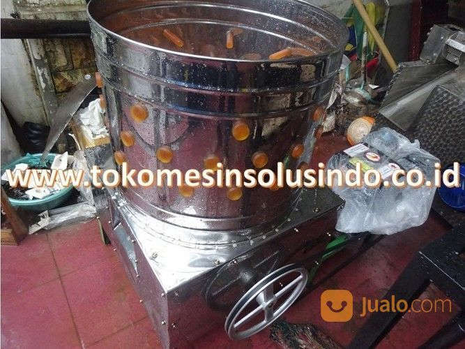 Mesin pencabut bulu a perlengkapan industri 14748461