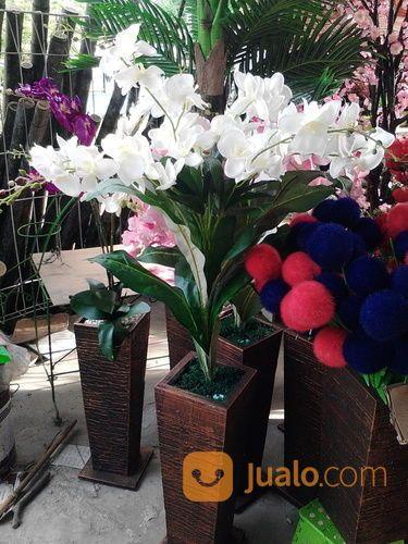 Bunga plastik dll kebutuhan rumah tangga furniture 14750005
