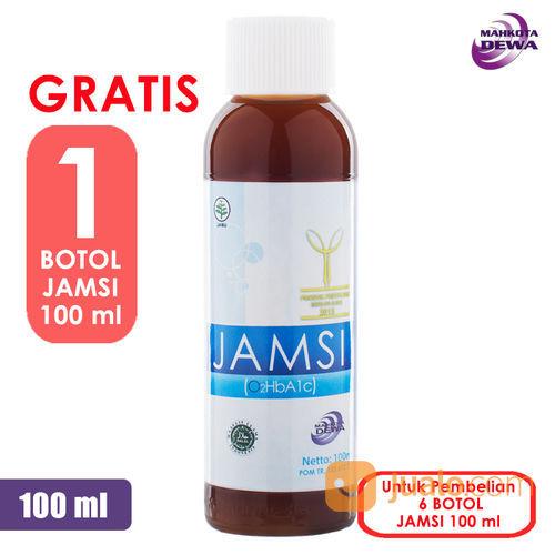 Paket Hemat 6 Jamsi 100ml GRATIS 1 (14768117) di Kota Jakarta Utara