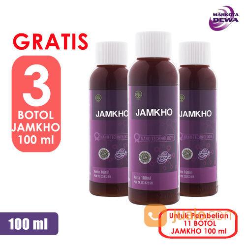 Paket Hemat 11 Jamkho 100ml GRATIS 3 (14768193) di Kota Jakarta Utara