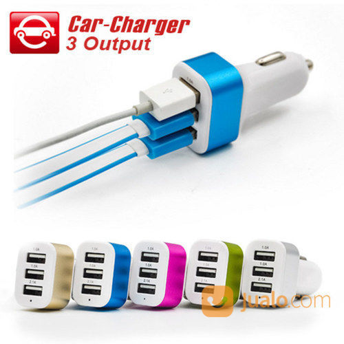 SAVER 3 USB (BATOK CHARGER DI MOBIL) (14769745) di Kab. Pasuruan