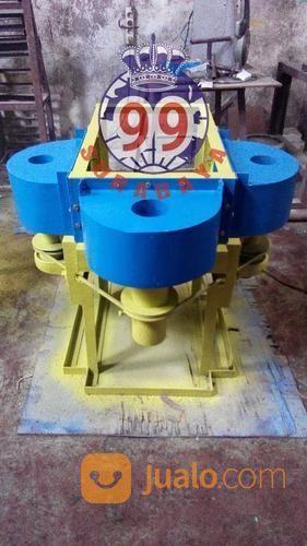 Mesin cutting lid gel perlengkapan industri 14777829
