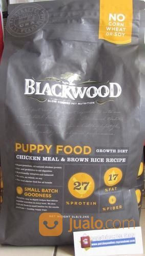 Blackwood Puppy Dog Food Makanan Anjing Tangerang Jualo