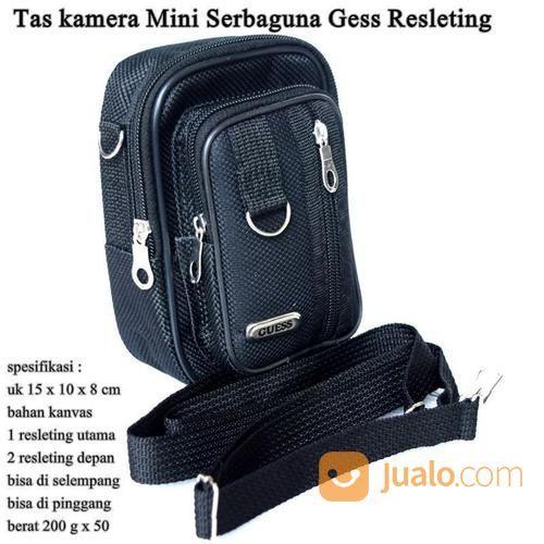 Tas Pria Kamera Mini Serbaguna Gess Resleting (14786289) di Kota Jakarta Timur