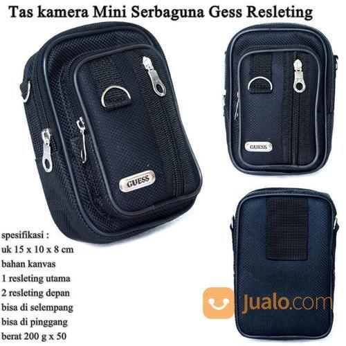 Tas Pria Kamera Mini Serbaguna Gess Resleting (14786295) di Kota Jakarta Timur
