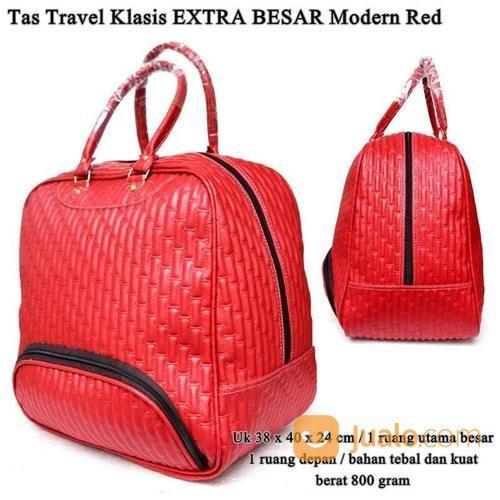 Tas pakaian extra bes travel bag 14787209