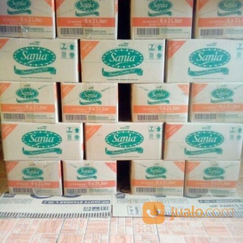 Sania Minyak Goreng 2liter (14792753) di Kota Bekasi
